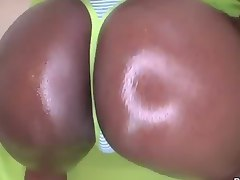 Huge fucking tits packed along with massive juicy hypnotizing booty