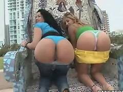 Big asses pounding adventure
