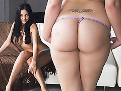 Amazing day he had with two peaches asses, there are sweeter asses in the biz, these two switch the cock riding like crazy. check the vids out.