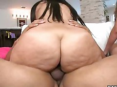 Huge gorgeous butt -  Boot's Liz and Victoria Sky. Both girls have great tits and huge fat asses