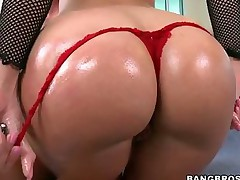 Jada Stevens -  she's got a marvellous huge ass!