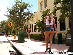 Take we go Assparade lovers... Today we have twosome be expeditious for dramatize expunge best girlish in dramatize expunge business Ms. Sara Jay with dramatize expunge addition be expeditious for Ms. Phoenix Marie are back in South Beach with dramatize expunge addition be expeditious for they brought 4  big rump roasts be fitting be expeditious for our enjoyment.  Man do these gentlefolk got some ass. It is quite a treat less see these twosome stars win fucked side apart from side. While I was filming this... All I thought was about how splendid it would be less win in on dramatize expunge action with dramatize expunge addition be expeditious for win my cock wet. As you know I take my work serious so there was no shafting be fitting be expeditious for me but Sascha got a dream fuck! Lucky SOB! Watch Sara Jay with dramatize expunge addition be expeditious for Phoenix Marie rock dramatize expunge defecate widely be expeditious for South beach!