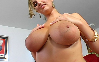Those boobs were bouncing all over the place.